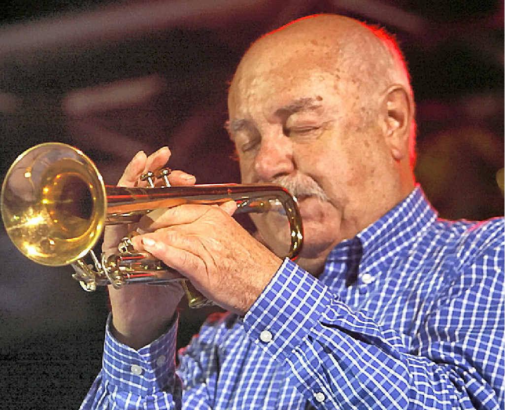 Bob Barnard AM, 2011
