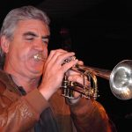 The Syncopators Peter Gaudion Trumpet