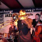 The Syncopators Chris Ludowyk (Trombone)
