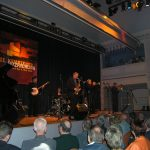 The Syncopators - One of Australia's leading swing and classic jazz bands.