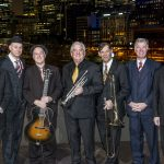 The Syncopators Melbourne Jazz Band 2014